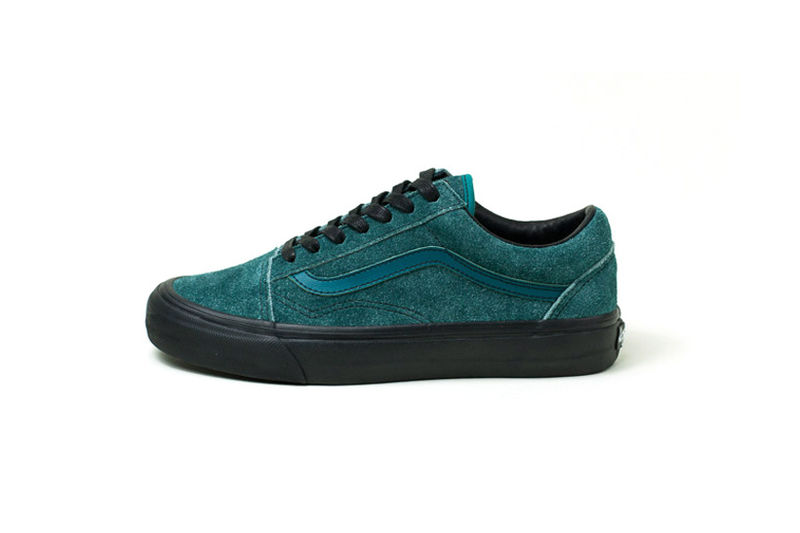 Ruggedly Reworked Sneakers