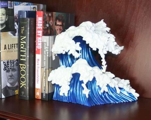 Art-Inspired Book Blocks