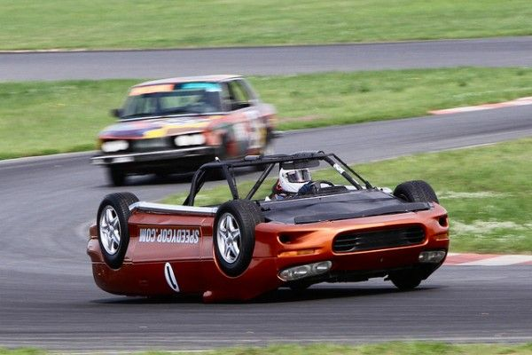 Upside Down Automobiles