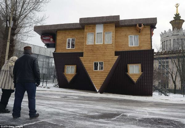 Upside Down Home