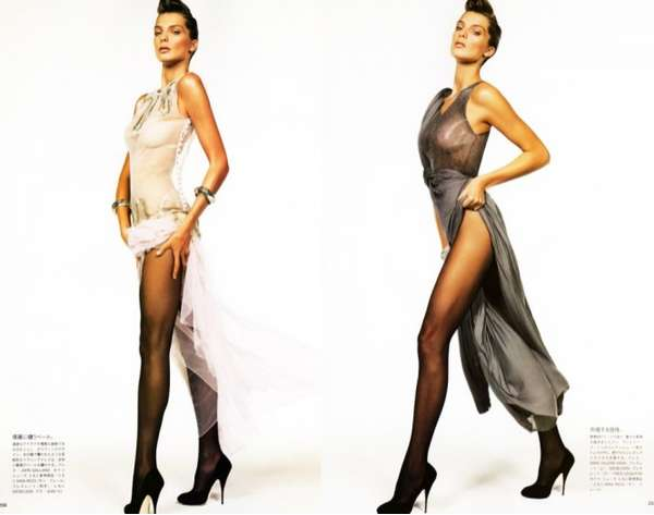Leggy Editorials