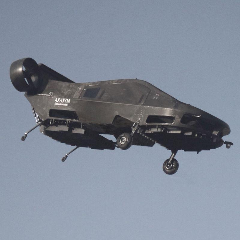 Autonomous Rescue Aircraft