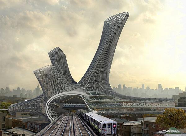 Transportation Intersection Housing