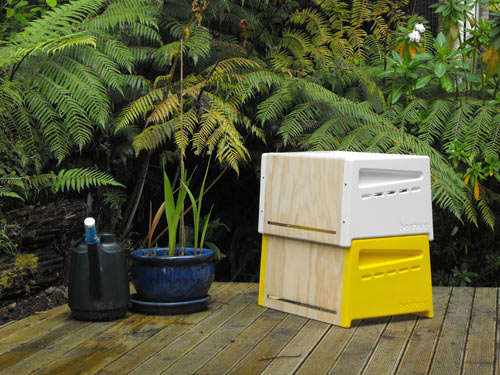 Urban Beehive by Rowan Dunford