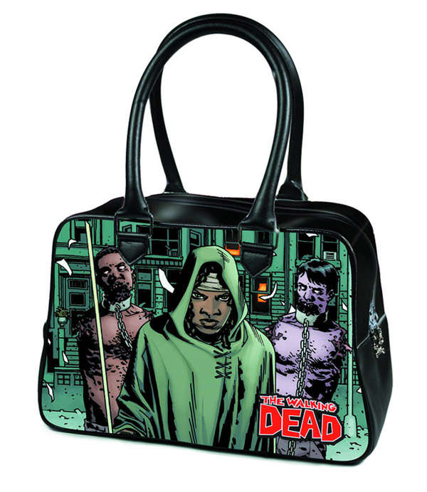 Sleek Zombified Handbags