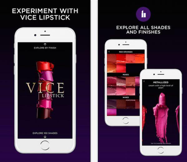 Matching Lipstick Apps