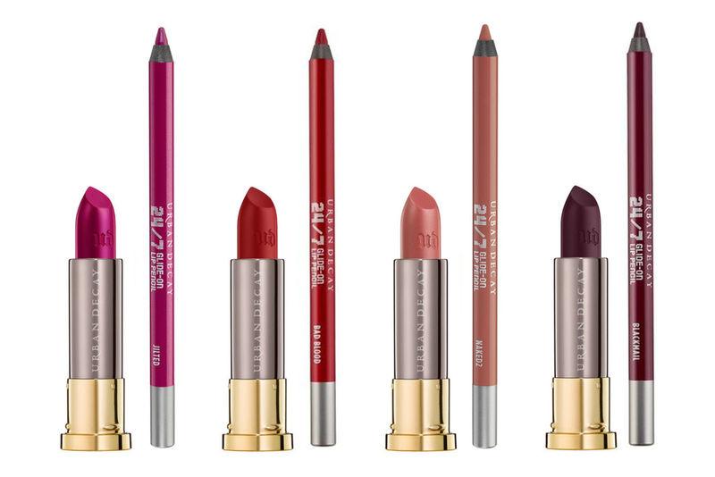 Long-Wear Lipstick Pairs