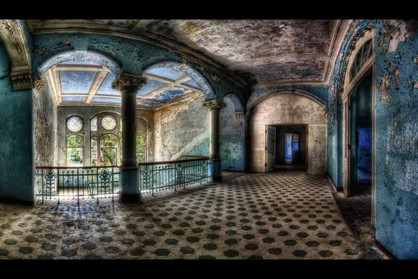 Dilapidated Photo Collections