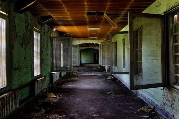 Creepy Urban Exploration