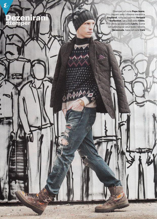 Urban Fall Fashion