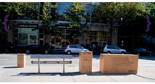 Boxed Furniture Campaigns