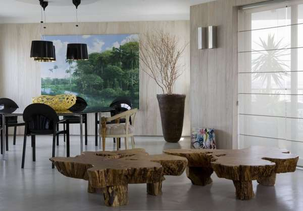 Woodland-Inspired Interiors
