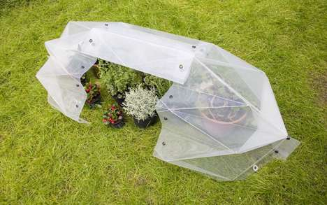 Folding Greenhouses