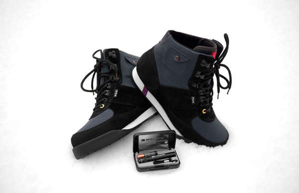 Androgynous All-terrain Boots