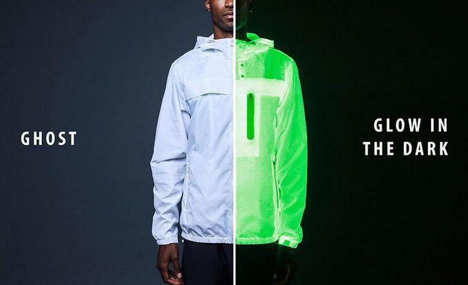 Illuminated Urban Jackets