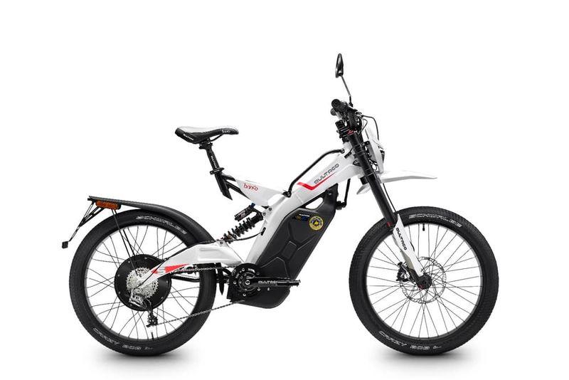 City-Slicker Motorbikes