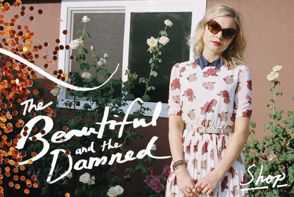 Urban Outfitters 'Beautiful and the Damned'