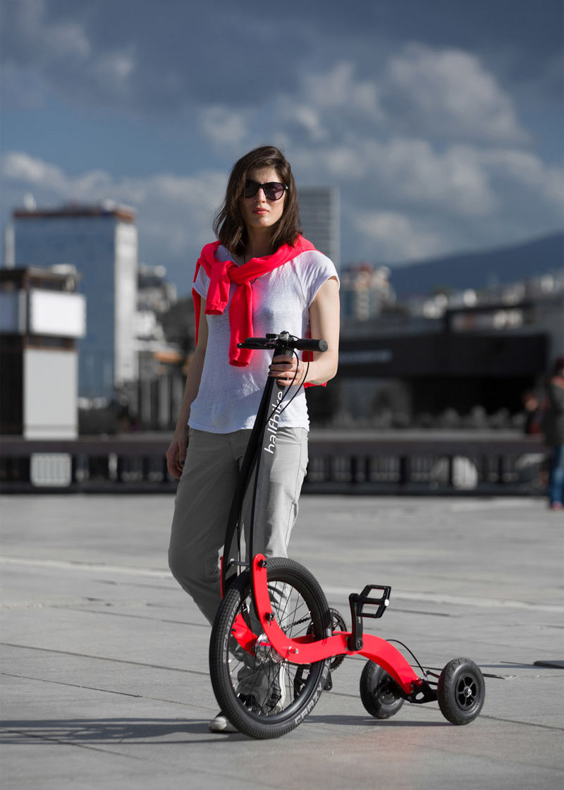 Updated Urban Scooters