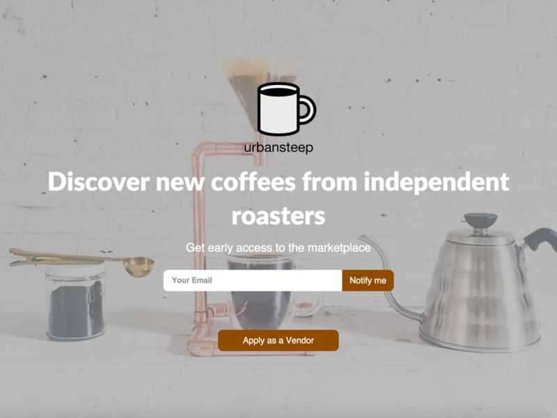 Coffee-Discovery Platforms