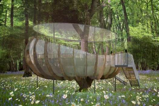 Eco Urban Tree Houses