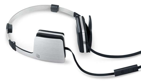 Collapsible MP3 Headgear