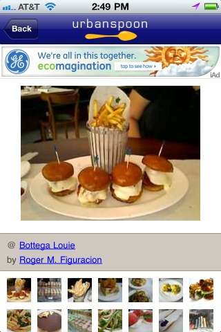 Photo-Sharing Food Apps