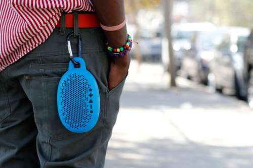 Indestructible Portable Speakers