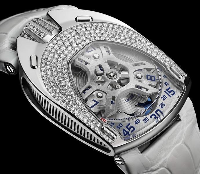 Transparent Women's Watches