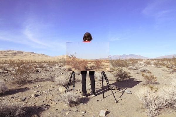 Surreal Desert Landscape Photography