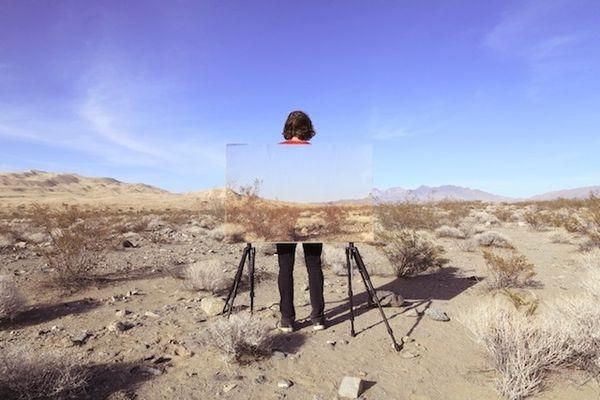Surreal Desert Landscape Photography