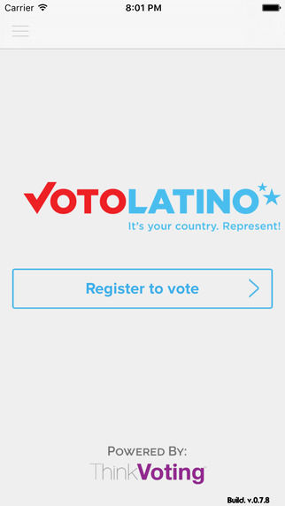 Quick Voter Registration Apps