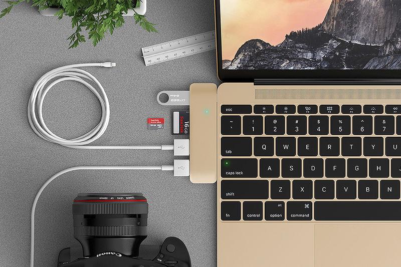 Streamlined USB Adaptors