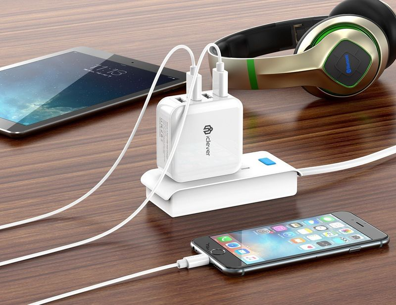 Device-Detecting Chargers