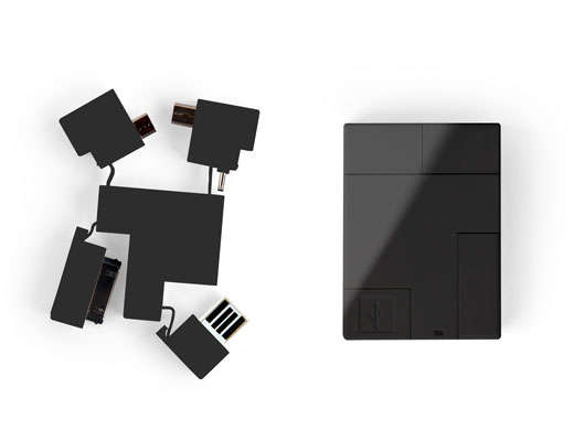 Puzzle Block Storage Devices
