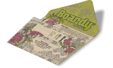 Eco USB Paper