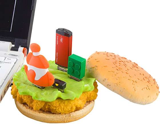Food USB Hubs