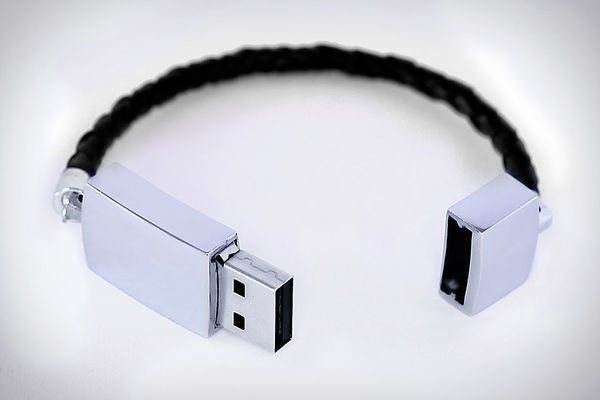 Wearable Memory Sticks