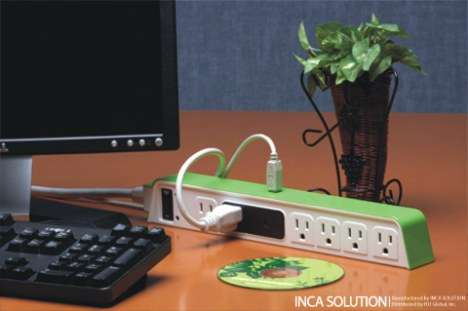 USB Power Bars