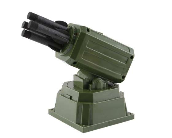 USB Thunder Missile Launcher