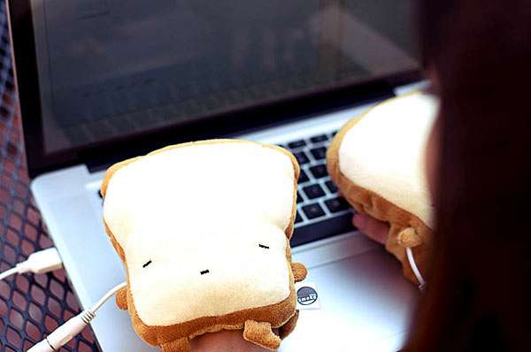 Toasty Typist Mitts