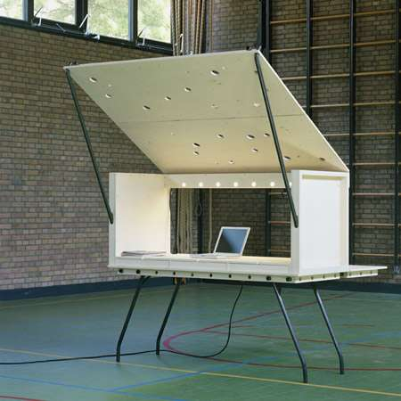 Pop-Up Offices
