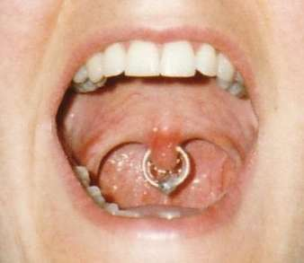 Painful Mouth Piercings