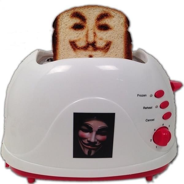 Freedom Fighter Toasters