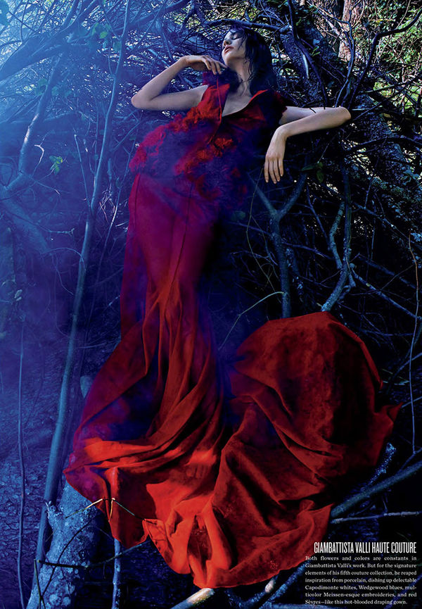 Scandanavian Enchanted Forest Editorials