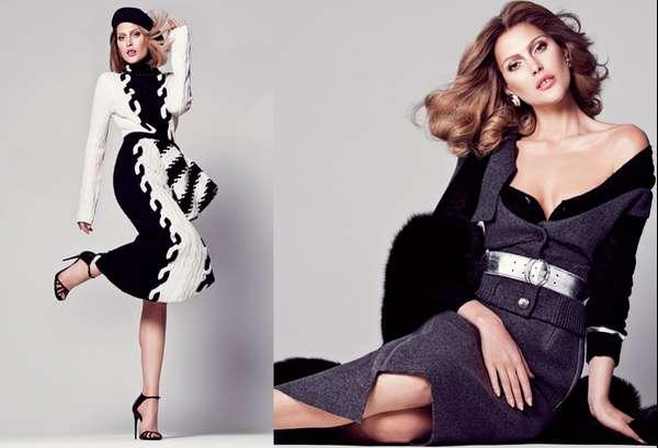 Supermodel Tribute Editorials
