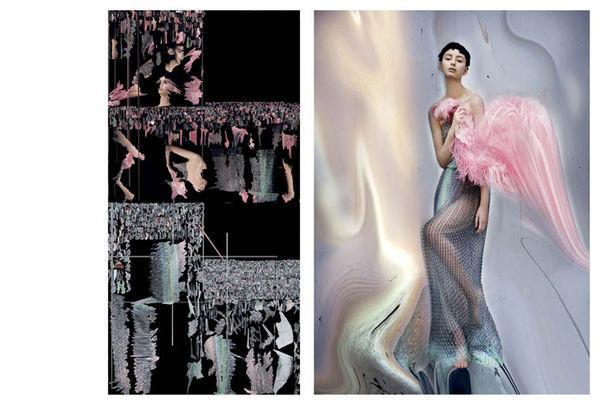 Fantastical Couture Editorials