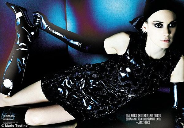 Punk Grunge Celeb Editorials