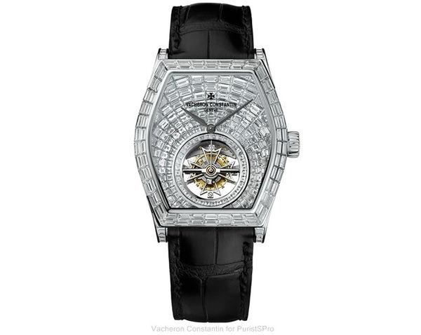 Heritage Honoring Diamond Timepieces