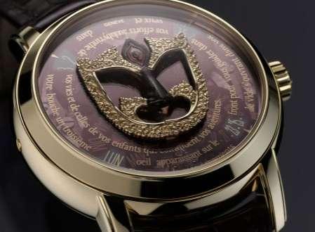 Handmade Histori-Clocks