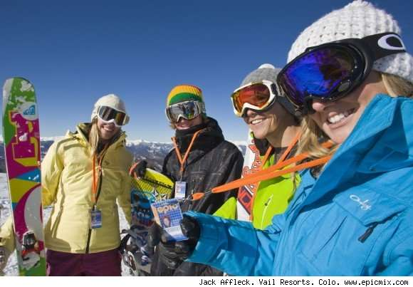 Vail Resorts Use Smart Cards